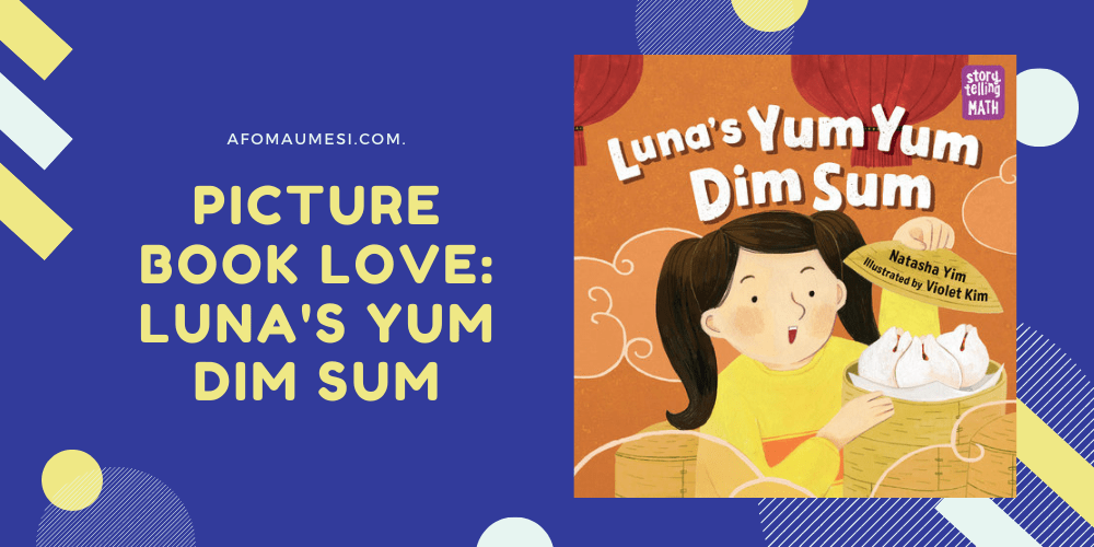 luna's yum yum dim sum book review