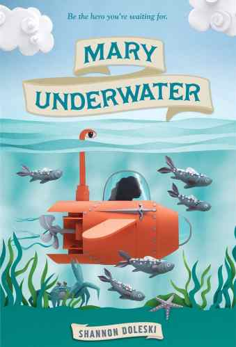 Books for Eighth Graders - mary underwater