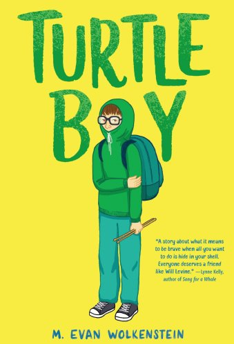 Turtle boy - Best Middle-Grade Books About Body Image and Body Positivity