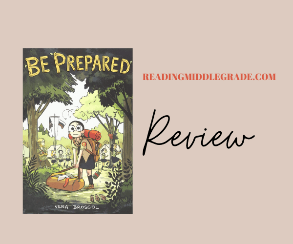 Graphic Novel Review | Be Prepared