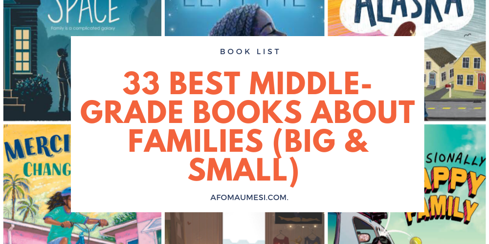 best middle-grade books about families