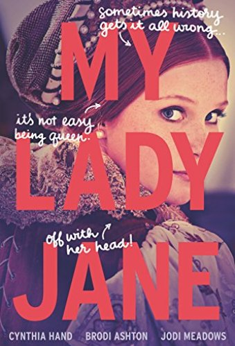 best books for ninth graders - my lady jane