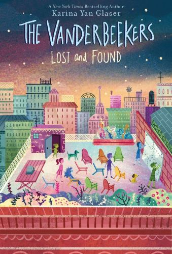 Best Middle-Grade Books About Adoption and Foster Care - The Vanderbeekers Lost and Found