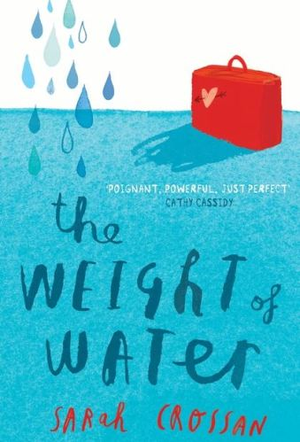 the weight of water - middle-grade novels in verse