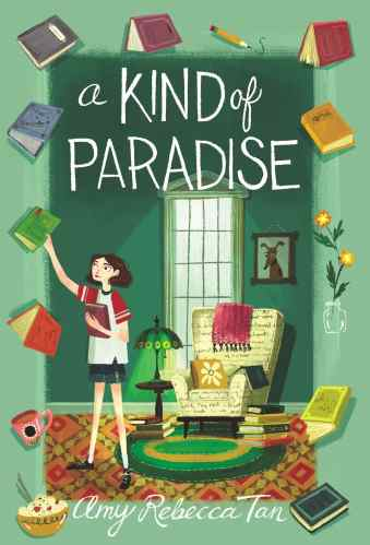 A Kind of Paradise - Best Middle Grade Books About Libraries