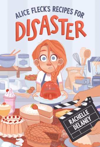Alex Fleck's Recipes for Disaster - Middle-Grade Books About Food