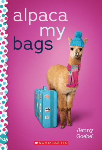 Alpaca My Bags - Middle Grade Books About Road Trips
