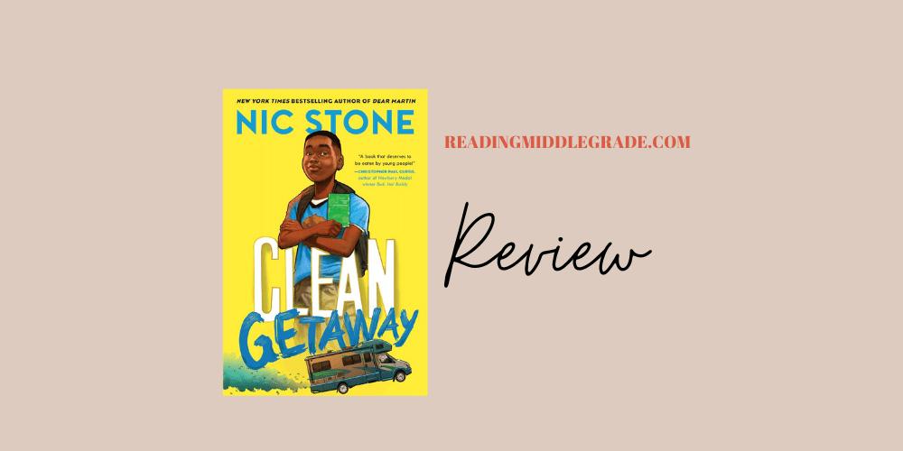 Clean Getaway - Book Review
