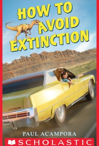 How to Avoid Extinction - Middle Grade Books About Road Trips