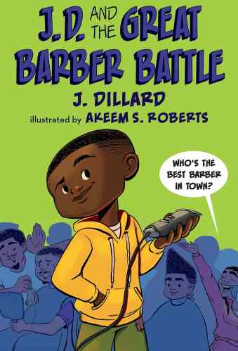 J.D. and the Great Barber Battle - Book Review