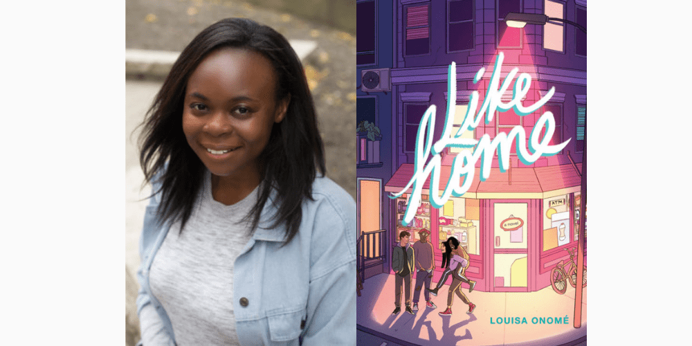 Louisa Onome - Author Interview