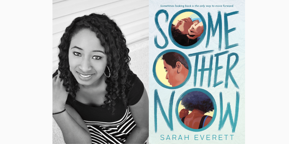 Sarah Everett - Author Interview