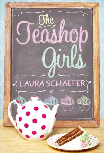 The Teashop Girls - Middle-grade books about food