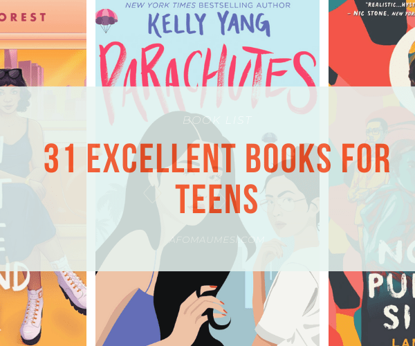31 Best Books for Teens