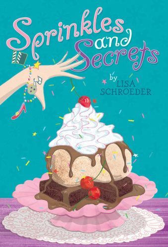Sprinkles and Secrets - Middle-Grade Books About Food