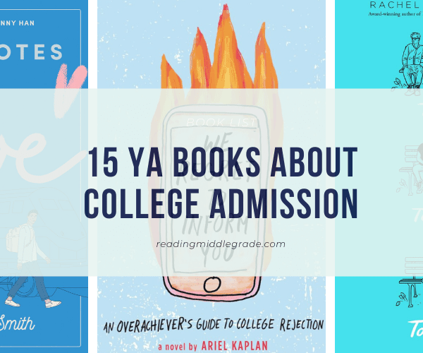 YA Books About College Admission
