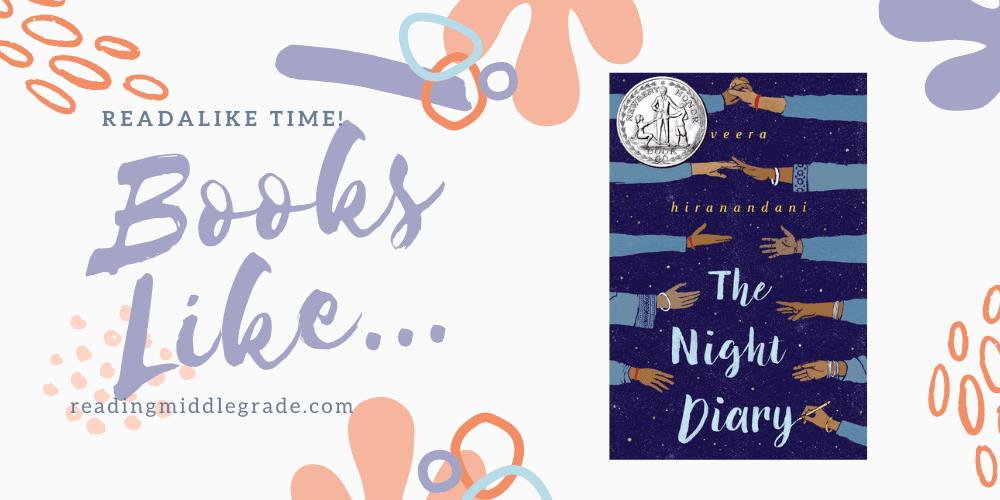 Books Like The Night Diary