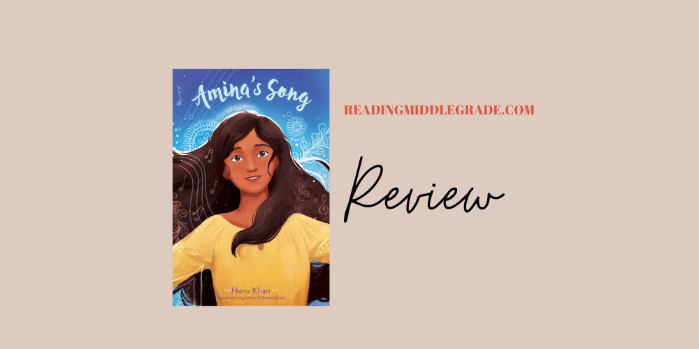 Amina's Song - Book Review