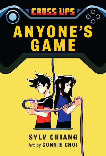 Anyone's Game - Best Asian Middle-Grade Books