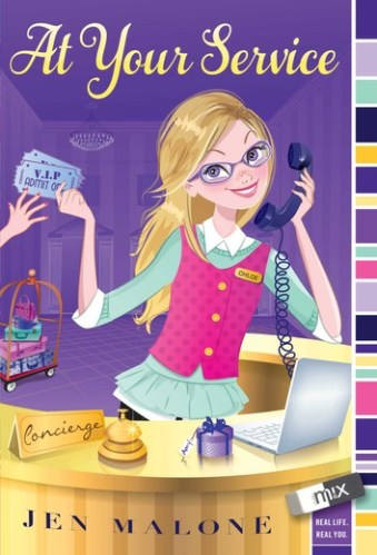At Your Service - Middle-Grade Books Set in New York City