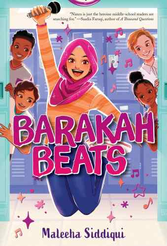 Barakah Beats - Best Middle-Grade Books About Music and Musical Theater