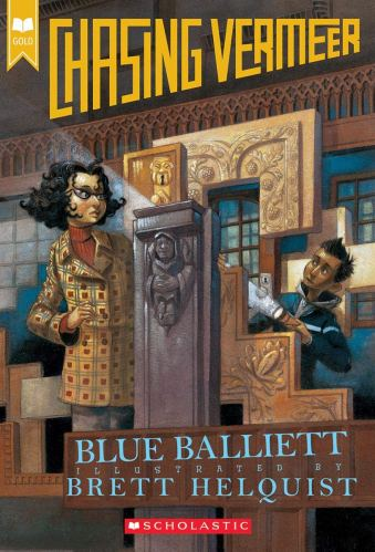 Chasing Vermeer #1 - middle grade books about art