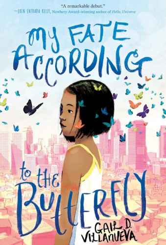 My Fate According to the Butterfly - Best Asian Middle-Grade Books