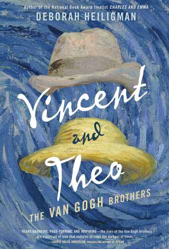 Vincent and Theo - Best Middle Grade Books About Art, Crafting and Photography