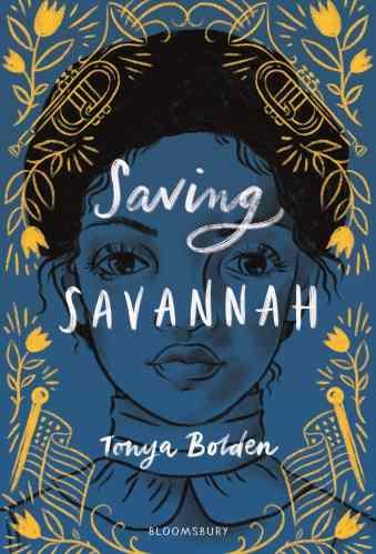 Saving Savannah - Best YA Historical Fiction Books