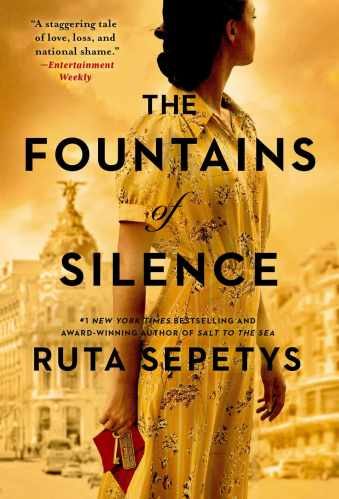 The Fountains of Silence - Best YA Historical Fiction Books