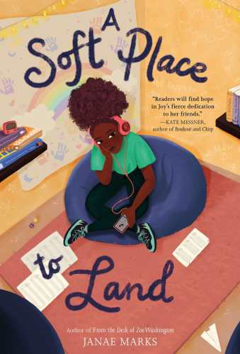 A Soft Place to Land - Best Middle Grade Books Releasing in Fall 2021