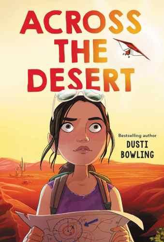 Across the Desert - Best Middle Grade Books Releasing in Fall 2021