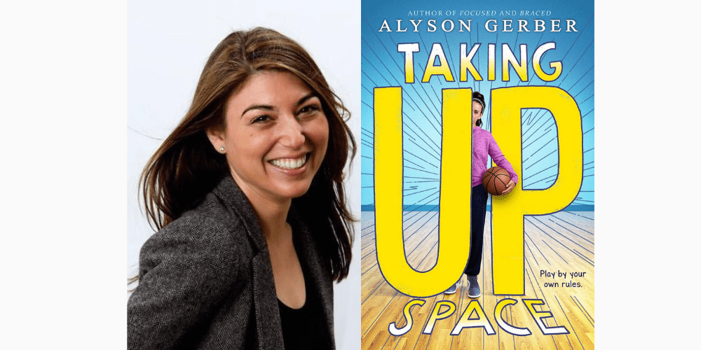 alyson gerber - taking up space interview
