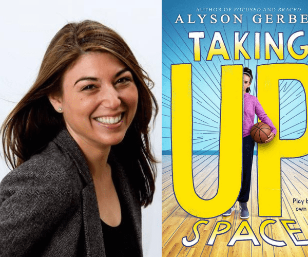 Alyson Gerber on Taking Up Space