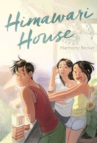 Himawari House - Best Middle Grade Books Releasing in Fall 2021
