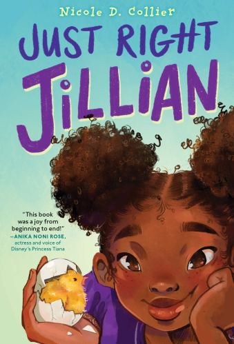Just Right Jillian - Middle Grade Books with Shy Protagonists