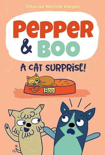 Pepper & Boo: A Cat Surprise - Best Graphic Novels for Elementary Students (K-6)