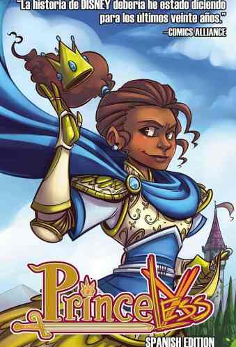 Princeless: Save Yourself - Best Middle Grade Graphic Novel Series