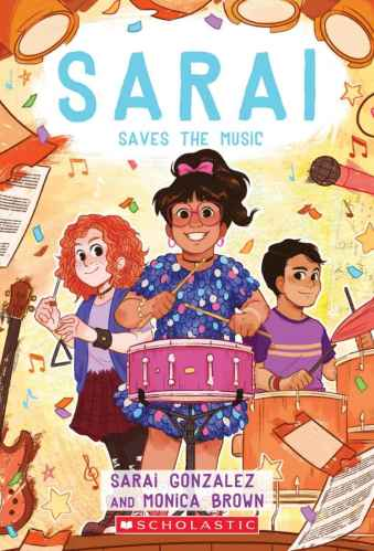 Sarai Saves the Music - Best Middle-Grade Books About Music and Musical Theater
