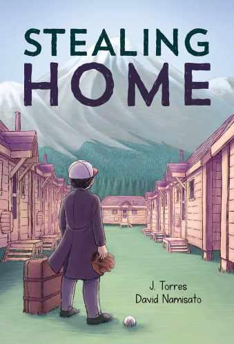 Stealing Home - J. Torres