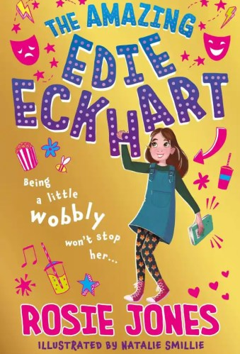 The Amazing Edie Eckhart - Best Middle Grade Books Releasing in Fall 2021
