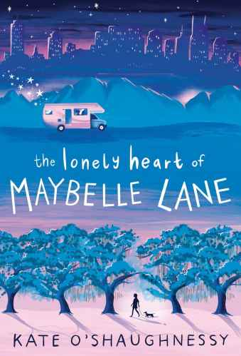 The Lonely Heart of Maybelle Lane - Best Middle-Grade Books About Music and Musical Theater