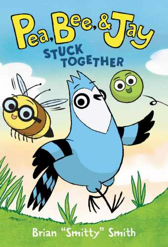 pee, bee, and jay - Best Graphic Novels for Elementary Students (K-6)
