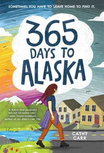 365 Days to Alaska - Middle Grade Books About Birds