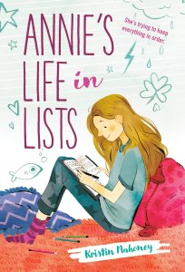 annie's life in lists - kristin mahoney