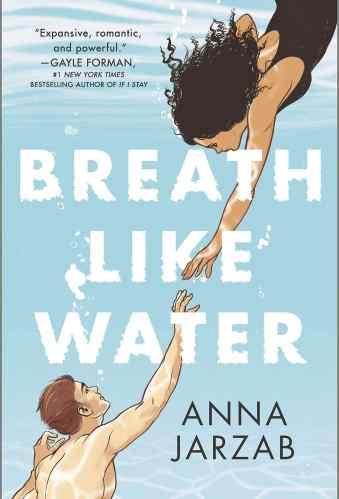 Breath Like Water - YA Books About Mental Illness