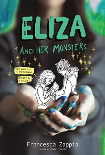 Eliza and Her Monsters - YA Books About Mental Illness