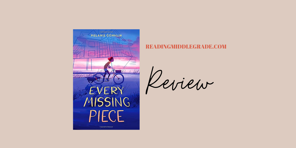 Every Missing Piece - Book Review
