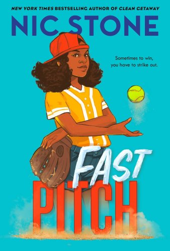 Fast Pitch - Best Middle Grade Books Releasing in Fall 2021