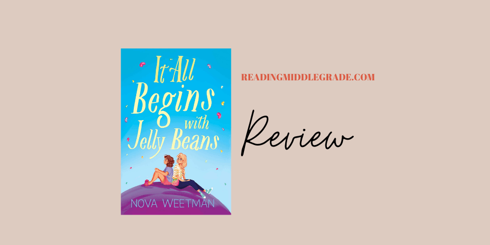 It All Begins With Jelly Beans - Book Review